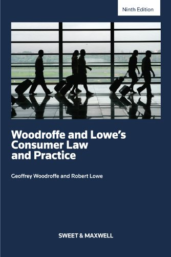 Woodroffe and Lowe's Consumer Law and Practice