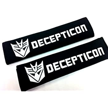 Transformers Decepticons Car Seat Covers