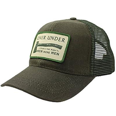 Over Under When Men were Men Mesh Back Hat