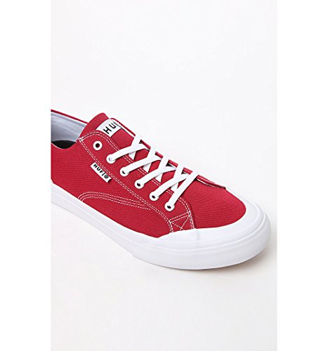 Huf Classic Lo Ess TX Red Red