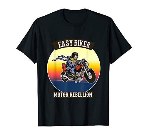 Easy Biker Motor Rebellion Chopper