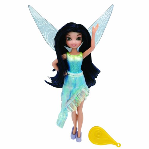 (Disney Fairies Style 2 - Silvermist 4.5