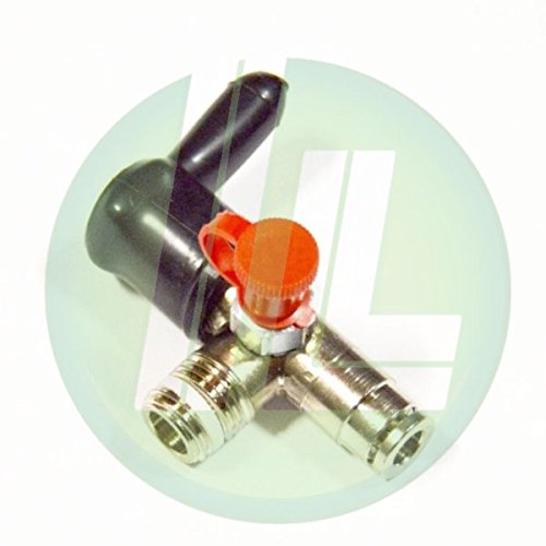 Lincoln Industrial 270864 Quicklub Pressure Relief Assembly for Chassis Lube Pumps by Lincoln Industrial