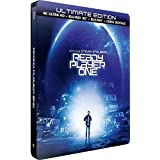 Ready Player One: 4K, Blu-ray and 3D SteelBook Combo Ultimate Limited Edition