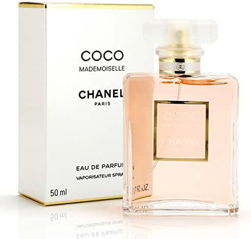 Chânel Coco Mademoiselle Eau De Parfum Spray for Woman, EDP 1.7 Ounces 50 ML