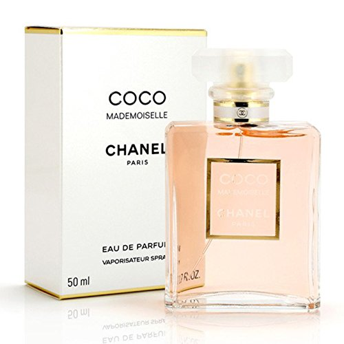 Chânel Coco Mademoiselle Eau De Parfum Spray for Woman, EDP 1.7 Ounces, 50