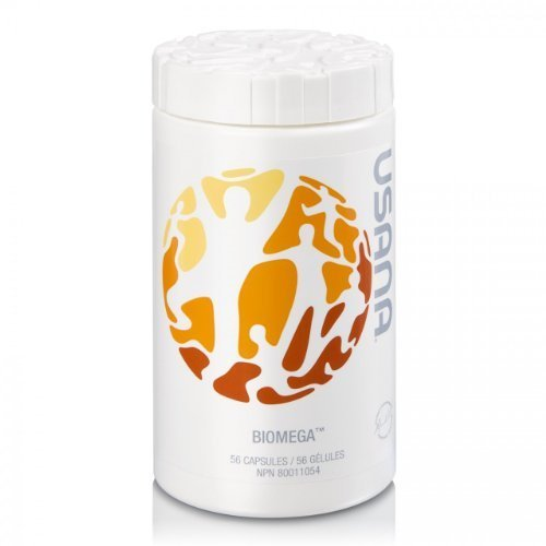 USANA Biomega Fish Oil Dietary Supplement (56 Capsules)