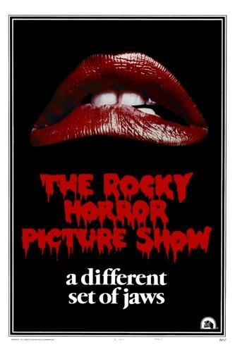 Rocky Horror Picture Show Movie Poster Master Print