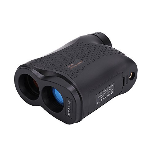 FOONEE Rangefinder for Hunting and Golf - Range Finder with Slope, Fog,Scan,Precision Speed Measurement