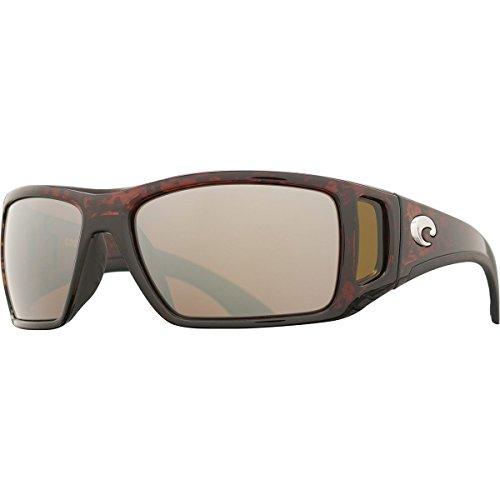 Costa Del Mar Bomba Sunglasses Tortoise w/Amber Side/Silver Mirror - Backcountry Sunglasses