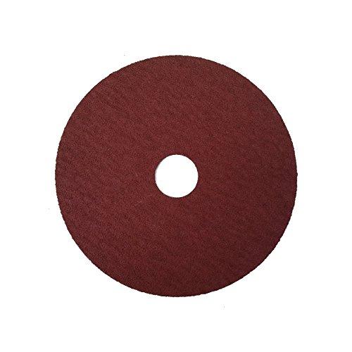 40 Grit 13300 RPM 4-1//2 OD 7//8 Arbor 4-1//2 OD Taipan Abrasives TO-4046 Original Aluminum Oxide Fiber Disc 7//8 Arbor