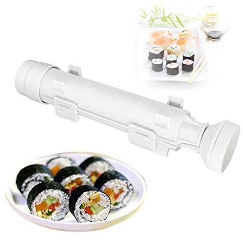 Sushi Making Kit for Sushi Rolls - Perfect All In One Sushi Bazooka