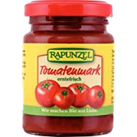 Rapunzel Tomatenmark 22% Tr.M., 4er Pack (4 x 100 g) - Bio