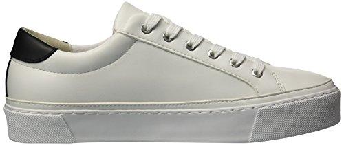 A Bianco Womens Cut 9450898P475 Low Armani Exchange Sneaker X SS6wqO1nZ