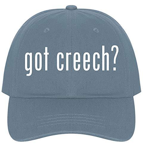 (The Town Butler got Creech? - A Nice Comfortable Adjustable Dad Hat Cap, Light Blue )