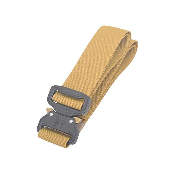 Firally Cintura Elastica Ntrecciata da Uomo Moda Casuale Tinta Unita Cintura Dimensioni Regolabili Fibbia Automatica… 2 spesavip