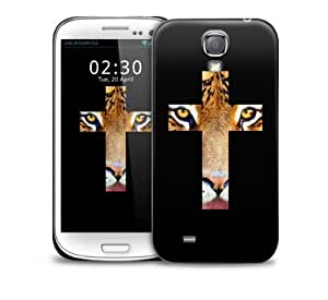 Tiger Cross Samsung Galaxy S4 GS4 protective phone case
