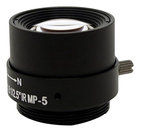 StarDot 6.2 6.2mm F/1.8 1.8 Body Only Camera Lens, Black  LEN 6.2MMCS  Cameras   Photography