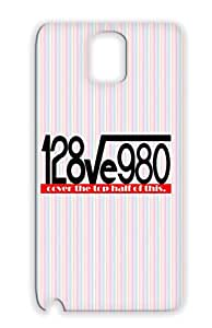 Cover It Red For Sumsang Galaxy Note 3 Funny Unique Shirt I Love You Miscellaneous Girls T Shirt Boys Cool Drop Resistant Case