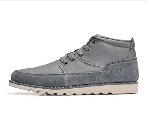 W&P 2015 winter winter winter boom sport suede Hi-stitching sneakers men's shoes , a , 41 B01LQAIHD4 Shoes e1431e