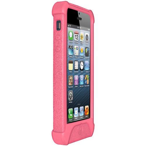 Amzer Silikon-Schutzhülle (für iPhone5) Baby Pink