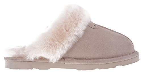 BEARPAW Loki Women's Camel Slide Ii Slipper pTnZCfpWv