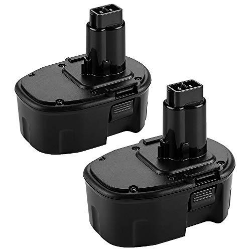 Replace Dewalt 14.4V Battery for Dewalt 14.4 3.6AH Volt DC9091 DW9091 DW9094 DE9038 DE9091 DE9092 DE9094 DE9502 Power Tool Battery