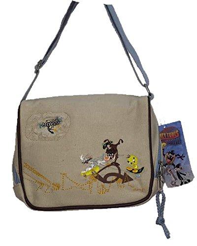 Borsetta Porta Merenda Tracolla Looney Tunes - Asilo *08929 Comprar Footlocker Imágenes Baratas Venta Barata De Descuento Mejor Auténtica 5phCcN