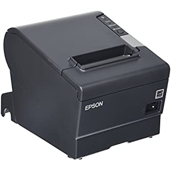 Amazon com: Epson C31CA85084 TM-T88V Thermal Receipt Printer