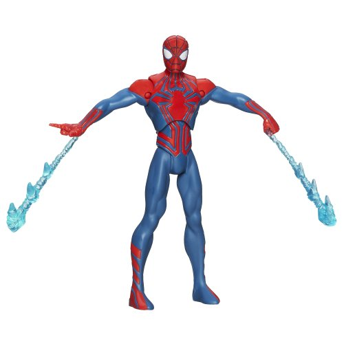 Marvel Ultimate Spider-Man Web Whirlwind Spider-Man Figure 6