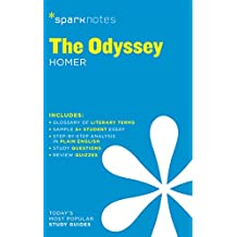 The Odyssey SparkNotes Literature Guide (SparkNotes Literature Guide Series)