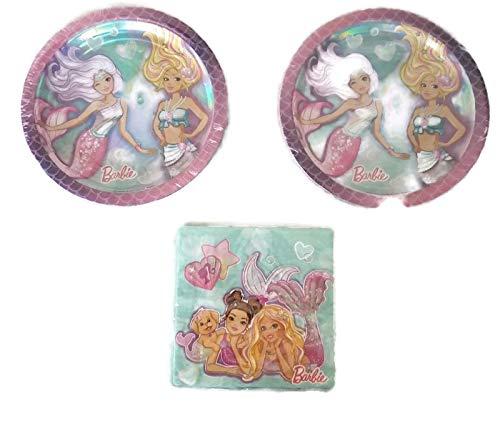 Designware Barbie Mermaid Party Bundle 9