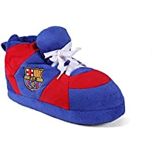 Comfy Feet BAR01-3 FC Barcelona - Large - Happy Feet Mens and Womens Slippers