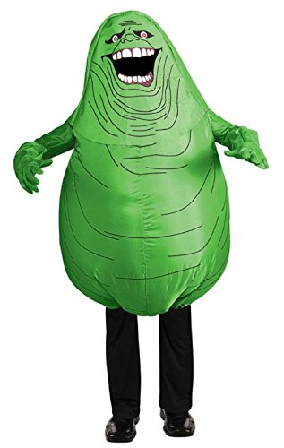 Ehomelife's Costume Ghostbusters Inflatable Slimer Adult Costume Body Suit Costume (Green) (Inflatable Body Costume)