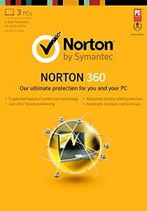 Norton 360 2013 - 1 User / 3 PC [Old Version] [Download]