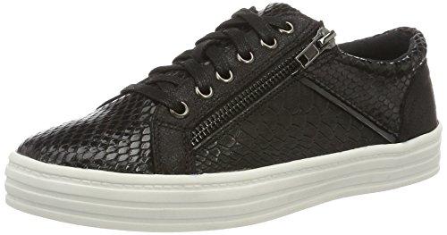 La Strada 902586 - Zapatillas Mujer Schwarz (Black)