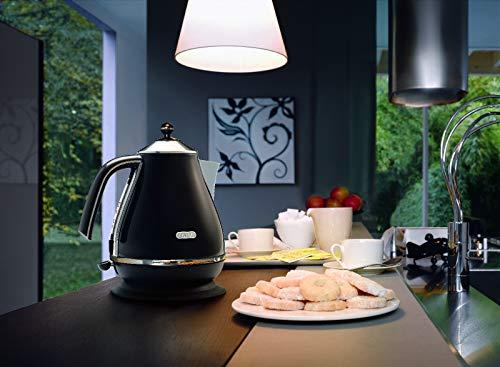 Amazon.de: DeLonghi KBO 2001 BK Wasserkocher, 2000 Watt schwarz