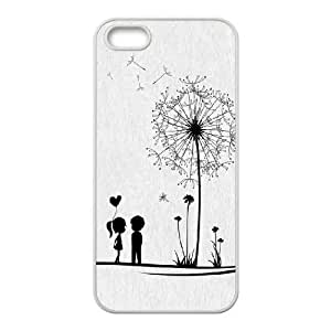 iPhone 5 5s Cell Phone Case White love me 197 T2L5UA