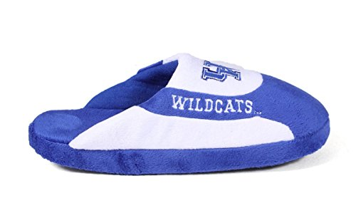 Happy Feet Uomo E Donna Con Licenza Ufficiale Ncaa College Low Pro Pantofole Kentucky Wildcats