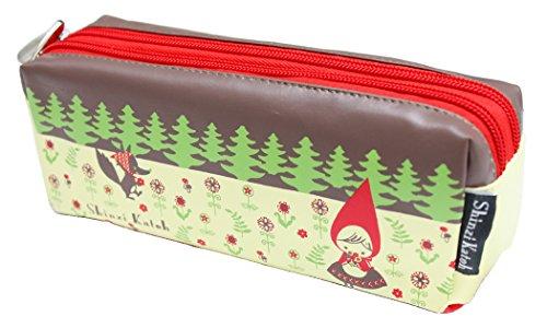 bolsa de la cremallera shinzi Katoh Doble - bosque roja del capo motor