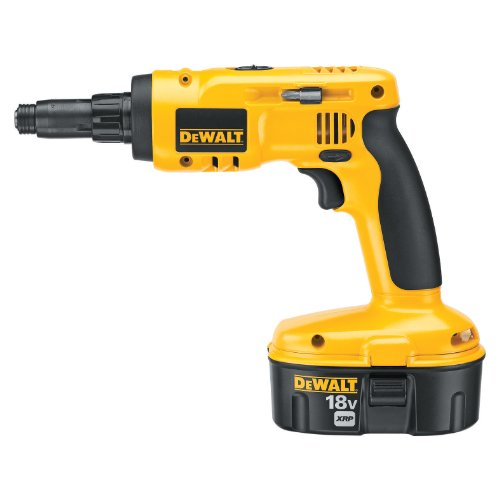 DEWALT DC668KA 18-Volt Cordless Screwdriver Kit for Steel Framing by DEWALT