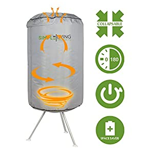 Small Portable Clothes Dryer