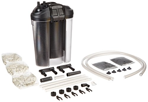 Zoo Med Turtle Clean External Canister Filter, 75-Gallon by Zoo Med