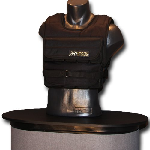 ZFOsports® -  40LBS ADJUSTABLE WEIGHTED VEST