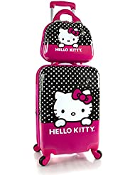 Heys America Hello Kitty Spinner & Beauty Case