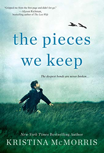 Book cover from The Pieces We Keep by Kristina Mcmorris
