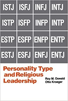 Book Personality Type and Religious Leadership by Roy M. Oswald (1988-06-01)
