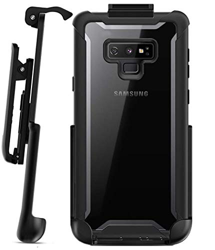 Encased Belt Clip Holster for i-Blason [Ares Series] Case - Galaxy Note 9 (case not Included)