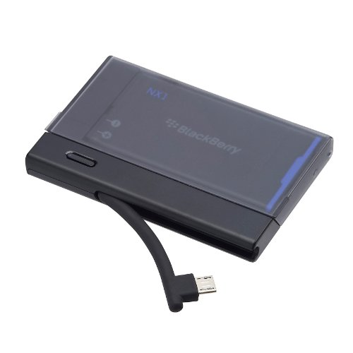 Blackberry Battery Chargers - BlackBerry Extra Battery Charger Bundle for BlackBerry Q10