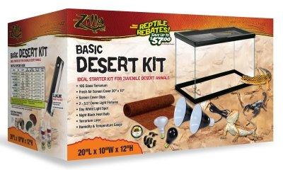 BASIC DESERT STARTER KIT by Unknown